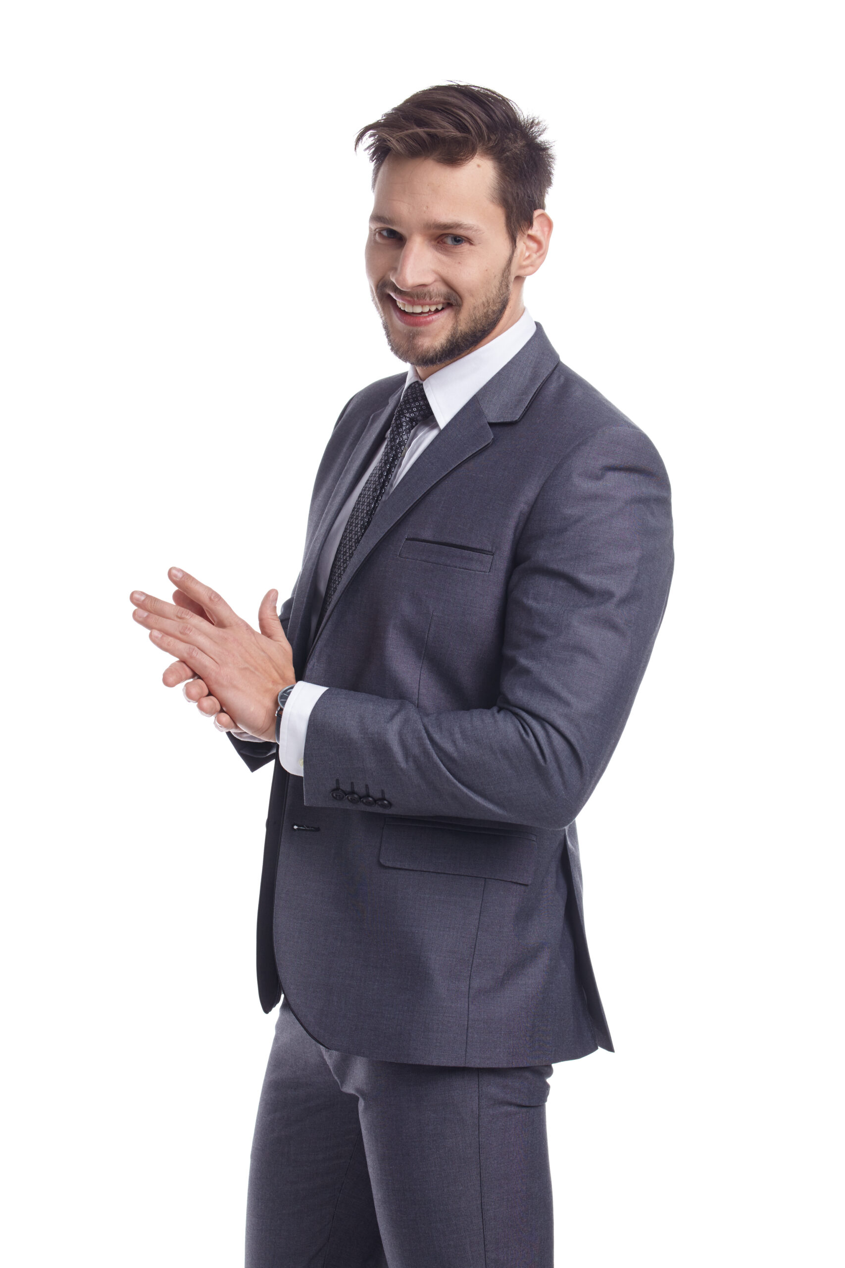 turbo tax premier image of businessman