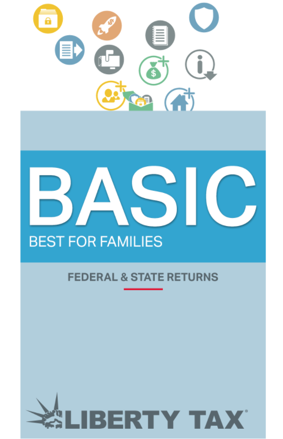 liberty tax basic edition banner